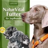NaturVital-Futter für Jagdhunde